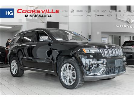 2020 Jeep Grand Cherokee Summit (Stk: LC242288) in Mississauga - Image 1 of 22