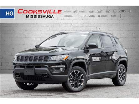 2021 Jeep Compass Sport (Stk: MT521557) in Mississauga - Image 1 of 19
