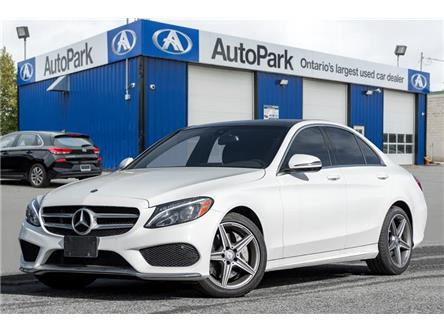2017 Mercedes-Benz C-Class Base (Stk: 17-88128AR) in Georgetown - Image 1 of 20