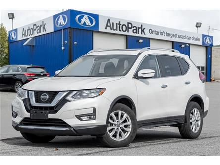 2019 Nissan Rogue SV (Stk: 19-17732R) in Georgetown - Image 1 of 21
