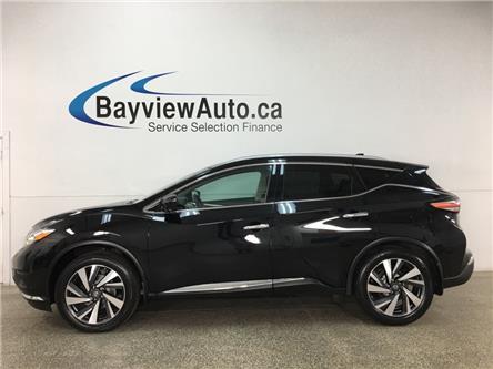 2018 Nissan Murano Platinum (Stk: 37223W) in Belleville - Image 1 of 30