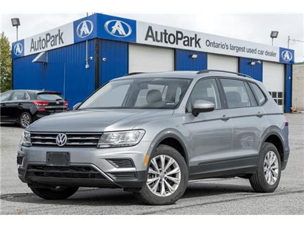 2019 Volkswagen Tiguan Trendline (Stk: 19-56635R) in Georgetown - Image 1 of 19