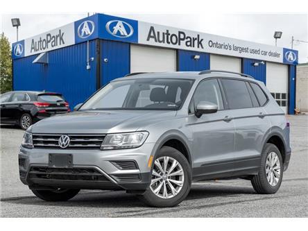 2019 Volkswagen Tiguan Trendline (Stk: 19-57766R) in Georgetown - Image 1 of 19