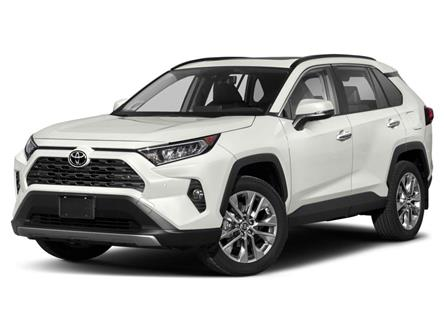 2021 Toyota RAV4 Limited (Stk: 2107) in Dawson Creek - Image 1 of 9