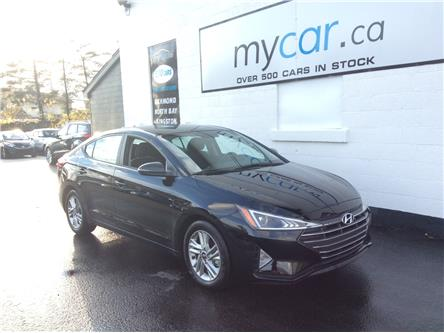 2020 Hyundai Elantra Preferred (Stk: 201093) in Ottawa - Image 1 of 20