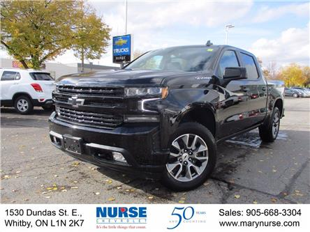 2021 Chevrolet Silverado 1500 RST (Stk: 21P015) in Whitby - Image 1 of 25