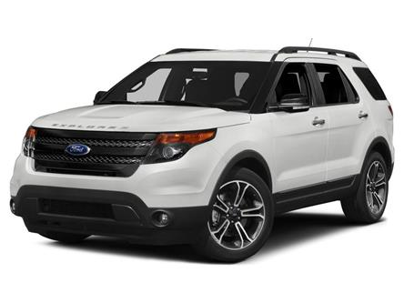2015 Ford Explorer Sport (Stk: L-1377A) in Calgary - Image 1 of 10