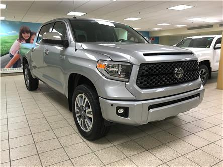 2021 Toyota Tundra Platinum (Stk: 210161) in Calgary - Image 1 of 19