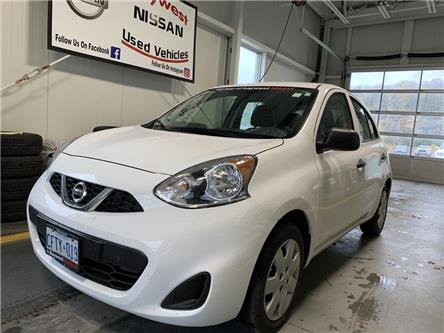 2019 Nissan Micra S (Stk: 19487) in Owen Sound - Image 1 of 12
