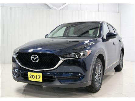 2017 Mazda CX-5 GS (Stk: MP0665) in Sault Ste. Marie - Image 1 of 14