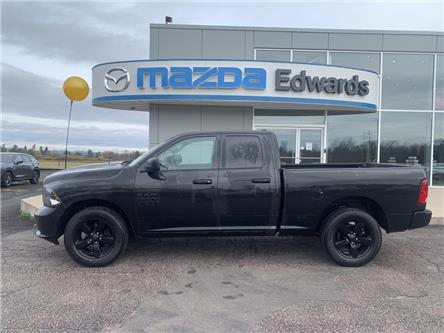 2018 RAM 1500 ST (Stk: 22483) in Pembroke - Image 1 of 10