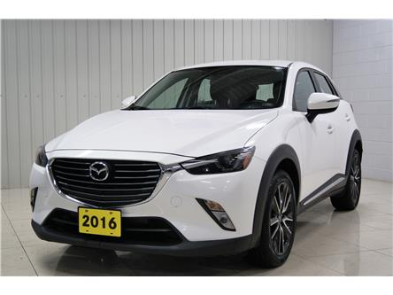 2016 Mazda CX-3 GT (Stk: MP0669) in Sault Ste. Marie - Image 1 of 17
