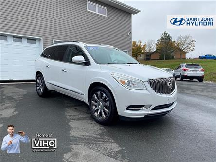 2017 Buick Enclave Leather (Stk: 13001A) in Saint John - Image 1 of 25