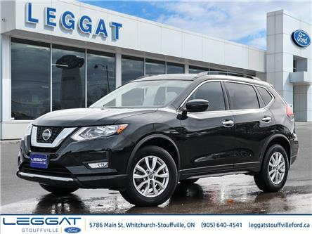 2019 Nissan Rogue SV (Stk: U5459) in Stouffville - Image 1 of 28