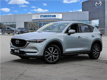 2018 Mazda CX-5 GT (Stk: U1017) in Hamilton - Image 1 of 23
