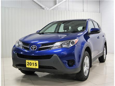 2015 Toyota RAV4 LE (Stk: P6072) in Sault Ste. Marie - Image 1 of 15