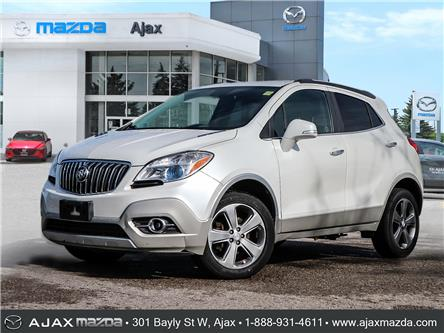 2014 Buick Encore Leather (Stk: 19-1835B) in Ajax - Image 1 of 28