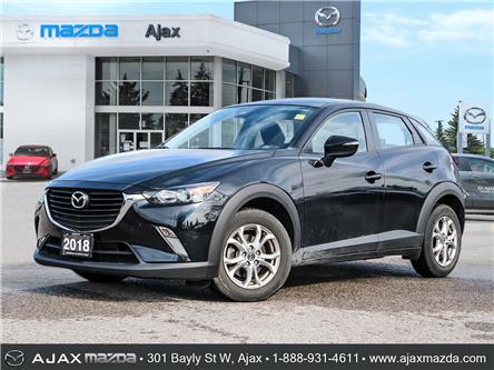 2018 Mazda CX-3 GS (Stk: P5606) in Ajax - Image 1 of 26