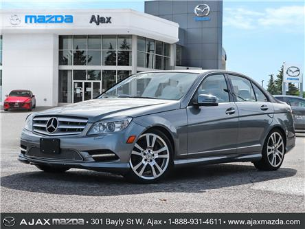 2011 Mercedes-Benz C-Class Base (Stk: P5609) in Ajax - Image 1 of 26