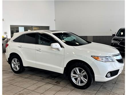 2014 Acura RDX Base (Stk: 21RD0006A) in Red Deer - Image 1 of 14