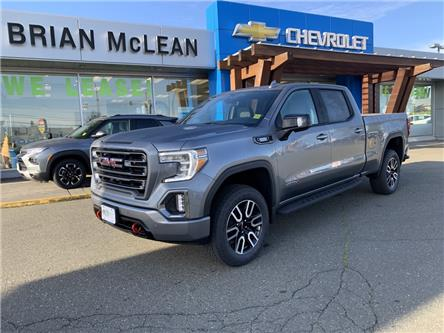 2021 GMC Sierra 1500 AT4 (Stk: M6028-21) in Courtenay - Image 1 of 2