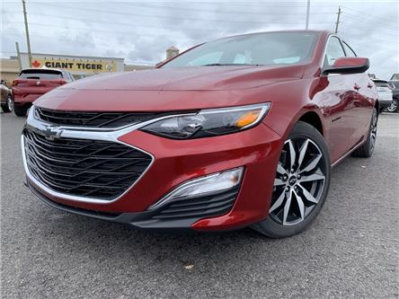 2021 Chevrolet Malibu RS (Stk: 22059) in Carleton Place - Image 1 of 21