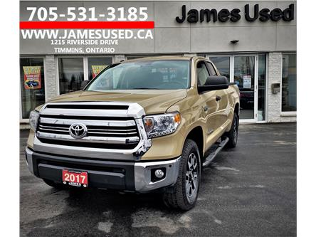 2017 Toyota Tundra SR5 Plus 5.7L V8 (Stk: P02842) in Timmins - Image 1 of 14