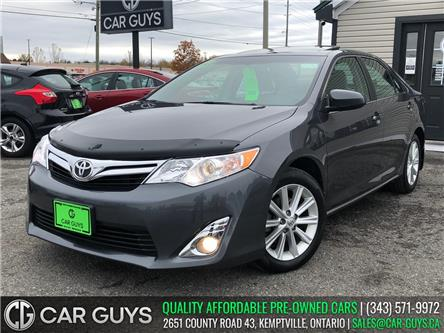 2014 Toyota Camry XLE (Stk: CG0093) in Kemptville - Image 1 of 29