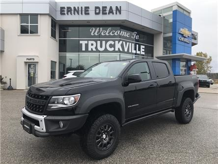 2021 Chevrolet Colorado ZR2 (Stk: 15515) in Alliston - Image 1 of 23
