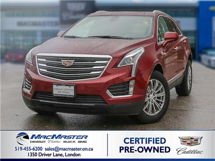 2017 Cadillac XT5 Luxury (Stk: 201049PA) in London - Image 1 of 10