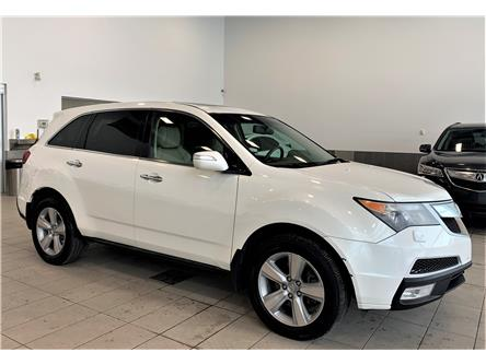 2010 Acura MDX Base (Stk: PW0193A) in Red Deer - Image 1 of 27