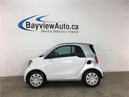 2016 Smart Fortwo Pure (Stk: 37136W) in Belleville - Image 1 of 23