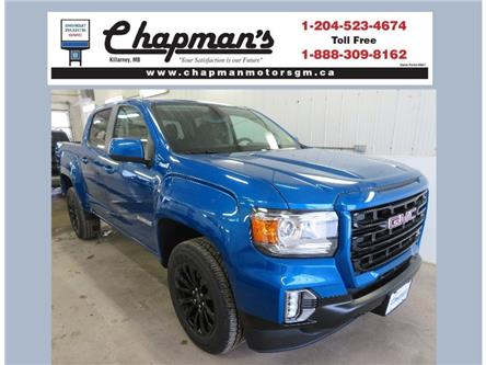 2021 GMC Canyon Elevation (Stk: 21-006) in KILLARNEY - Image 1 of 31