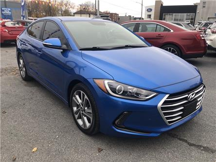 2017 Hyundai Elantra  (Stk: 20357A) in Cornwall - Image 1 of 27