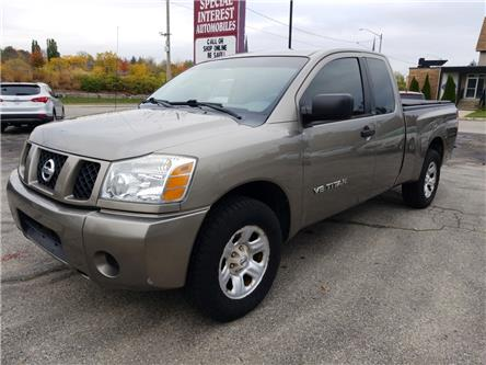 2007 Nissan Titan XE (Stk: 224720) in Cambridge - Image 1 of 15