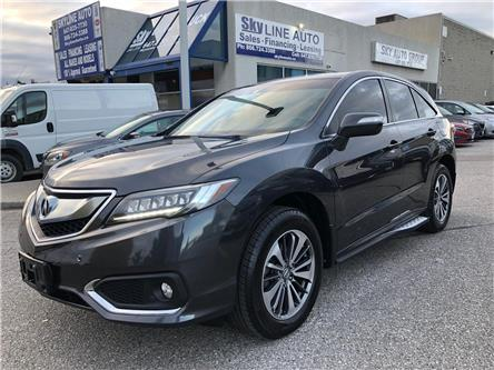 2016 Acura RDX Base (Stk: ) in Concord - Image 1 of 21