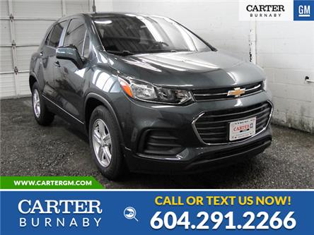 2021 Chevrolet Trax LS (Stk: T1-04330) in Burnaby - Image 1 of 13