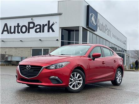 2016 Mazda Mazda3 GS (Stk: 16-10273JB) in Barrie - Image 1 of 24