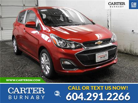 2021 Chevrolet Spark 1LT Manual (Stk: 41-11510) in Burnaby - Image 1 of 13