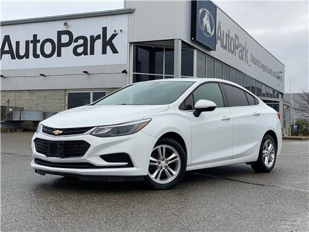 2017 Chevrolet Cruze LT Auto (Stk: 17-30769T) in Barrie - Image 1 of 24