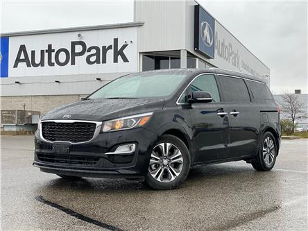 2019 Kia Sedona SX (Stk: 19-53059RJB) in Barrie - Image 1 of 31