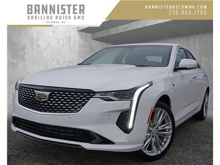 2020 Cadillac CT4 Premium Luxury (Stk: 20-770) in Kelowna - Image 1 of 10