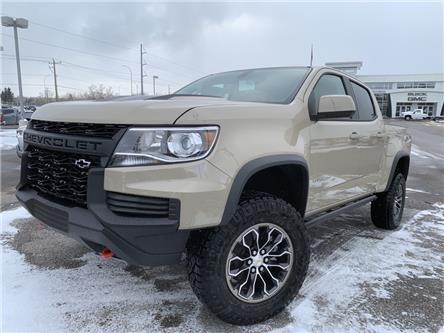 2021 Chevrolet Colorado ZR2 (Stk: M1136649) in Calgary - Image 1 of 29
