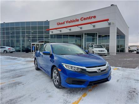 2017 Honda Civic LX (Stk: 2200939A) in Calgary - Image 1 of 25