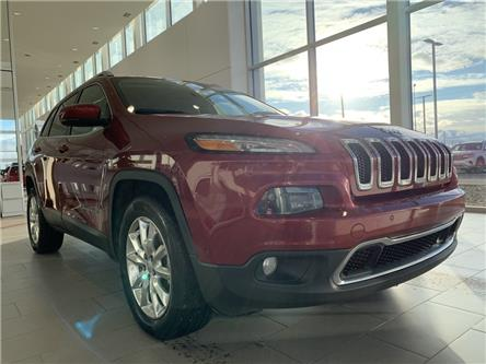2015 Jeep Cherokee Limited (Stk: V7520A) in Saskatoon - Image 1 of 13