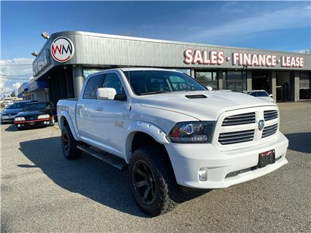 2016 RAM 1500 Sport (Stk: 16-161736) in Abbotsford - Image 1 of 14