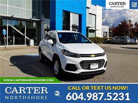 2021 Chevrolet Trax LS (Stk: 1TX92600) in North Vancouver - Image 1 of 12