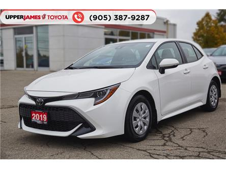 2019 Toyota Corolla Hatchback Base (Stk: 90732) in Hamilton - Image 1 of 21