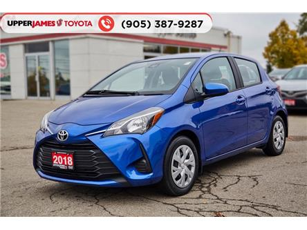 2018 Toyota Yaris LE (Stk: 69124) in Hamilton - Image 1 of 19