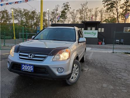 2005 Honda CR-V EX-L (Stk: 5525) in Mississauga - Image 1 of 27